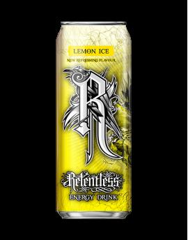 Relentless - Lemon Ice