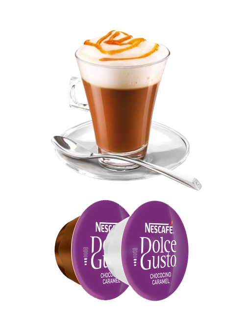 Dolce Gusto - Chococino Caramel