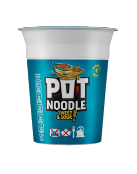Pot Noodle - Sweet & Sour