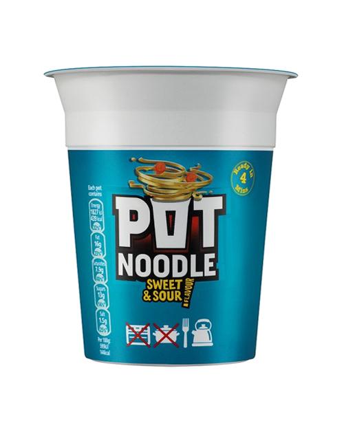 Pot Noodle - Sweet & Sour