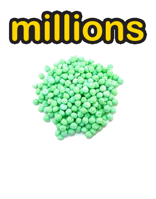 Millions Apple